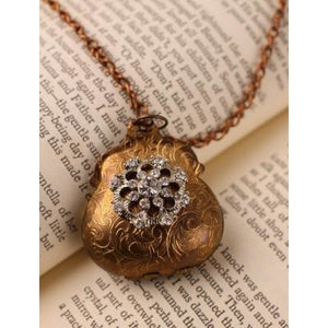 French Purse Locket