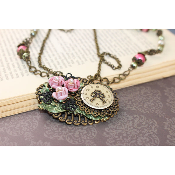 Time For Romance Necklace