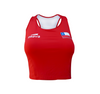 Peto Fed. Atletismo Rojo Woman