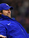 Antonio Conte 'relaxed and focused'