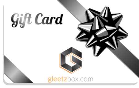gleetzbox Gift Card gift idea for her