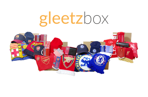 gleetzbox, the perfect gift all sports fans will love