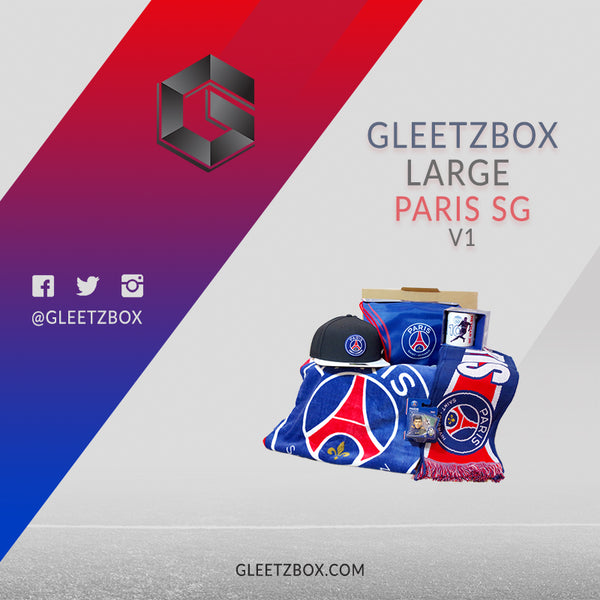 PSG gleetzbox Large - V1 - Gift box PSG - Fan box PSG 3