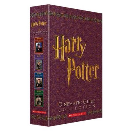 Harry Potter: Cinematic Guide Collection