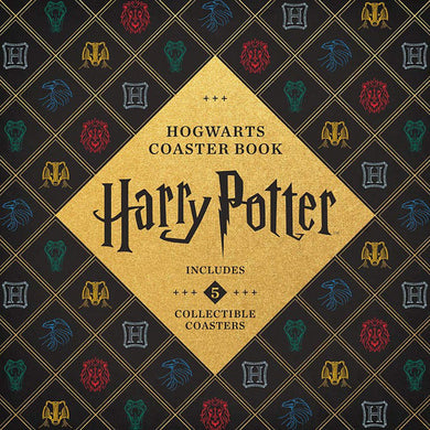 Harry Potter Coaster Book