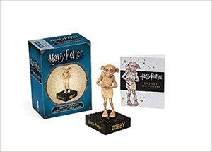 Talking Dobby and Collectible Book
