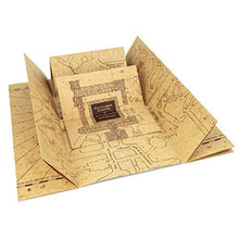 Marauders Map by Noble Collection