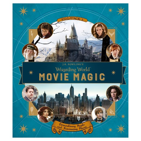 Wizarding World Movie Magic: Volume 1