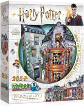 Weasleys' Wizard Wheezes and Daily Prophet 3D Puzzle