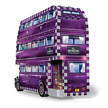 Harry Potter Night Bus 3D Puzzle