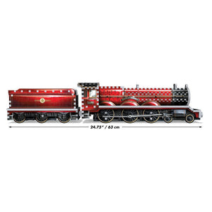 Harry Potter: Hogwarts Express 3D Puzzle!
