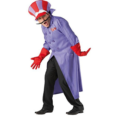Wacky Races Dick Dastardly Costume
