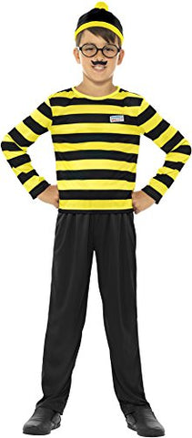 Childs Where's Wally Odlaw Costume