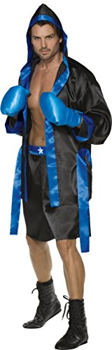 Fever Down For The Count Boxer Costume