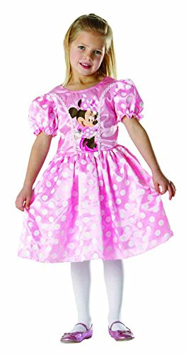 Childs Pink Minnie Mouse Costume