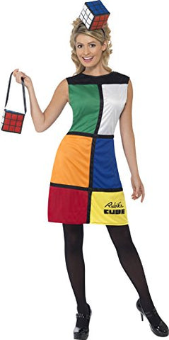 Official Licensed Rubiks Cube Costume