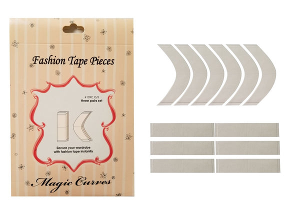 MAGIC CURVES LINGERIE FASHION TAPE PIECES