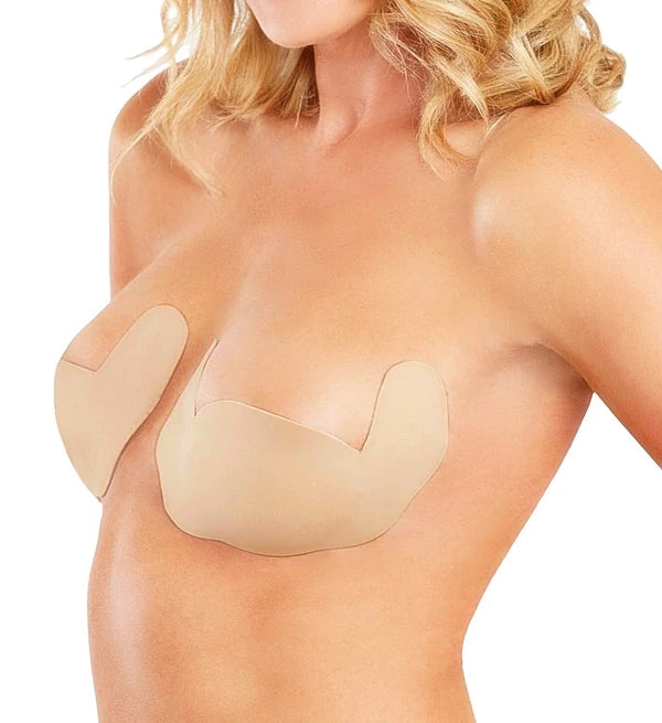 Silicone Bra, Sticky Bra, Reusable Bra, Bra Accessories, Magic Curves, Prom Bra, Breast Petals, Pasties, nipple covers, body bra, reusable body bra