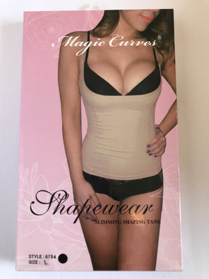 MAGIC CURVES SLIMMING SHAPING TANK