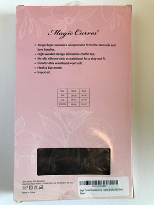 MAGIC CURVES HIGH WAIST SHAPING PANTY