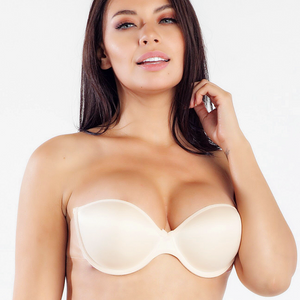 MAGIC CURVES ADHESIVE REUSABLE BACKLESS & STRAPLESS BRA