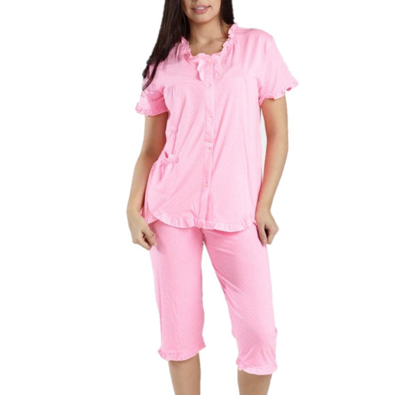 Magic Curves Pajama Set
