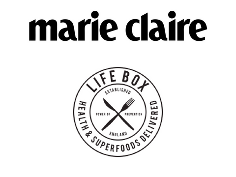 marie claire lifebox logo