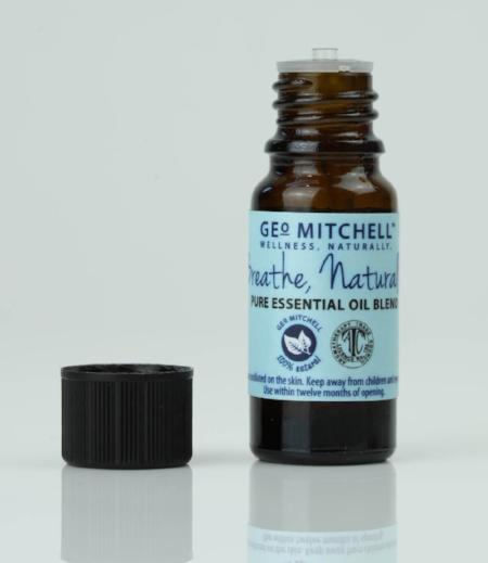 breathe pure essential oil blend geo mitchell