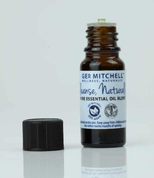 cleanse pure essential oil blend geo mitchell diffuser