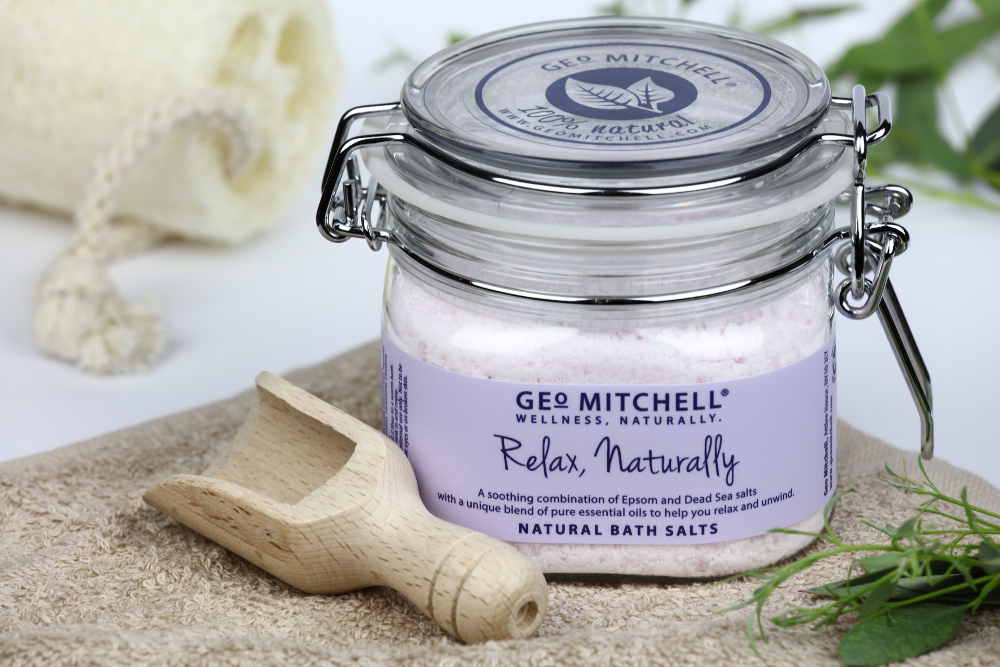 Relax, Naturally Bath Salts