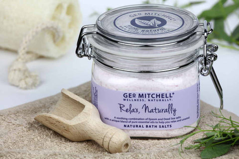 geo mitchell relaxing bath salts