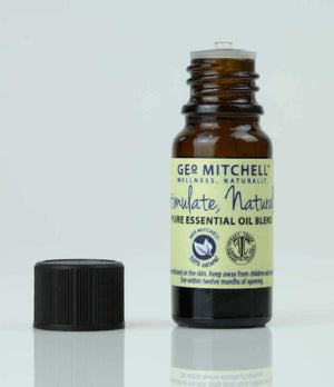 stimulate pure essential oil blend geo mitchell
