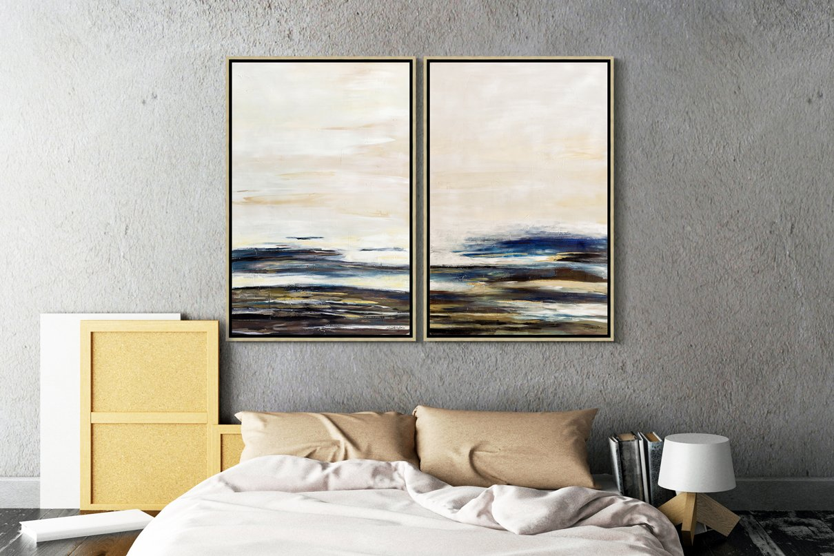 VAST, Abstract Oil Paintings - Luvurwall