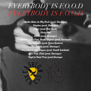 Everybody is F.O.O.D Digital Album
