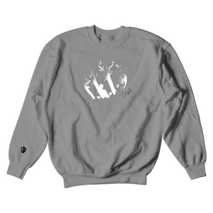 "FKTG ""KROWN"" Signature Crew-neck Sweater"