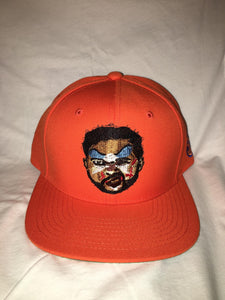 Orange Reject Baseball Cap