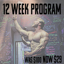 12 Week Training Program