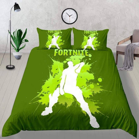 CHAP2S1 - Style5 / Twin 3 Piece Set Chapter 2 Fortnite Bedding Duvet Cover Sets