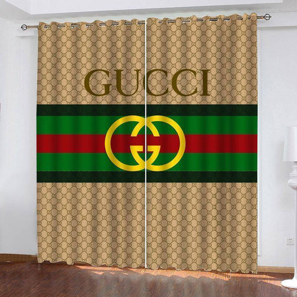 Gucci Curtains \ Bedroom Curtains
