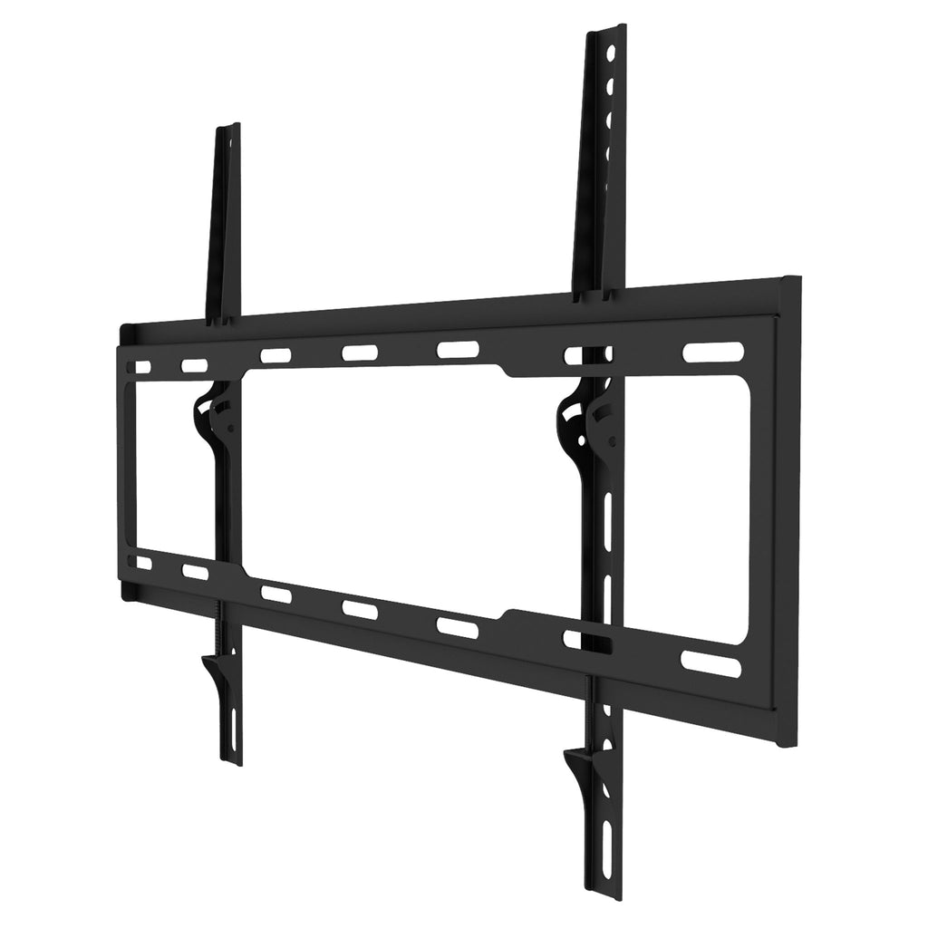 "Flat / Fixed TV Wall Mount For 42"" to 80"" TVs Up to 100lbs (FF64)"