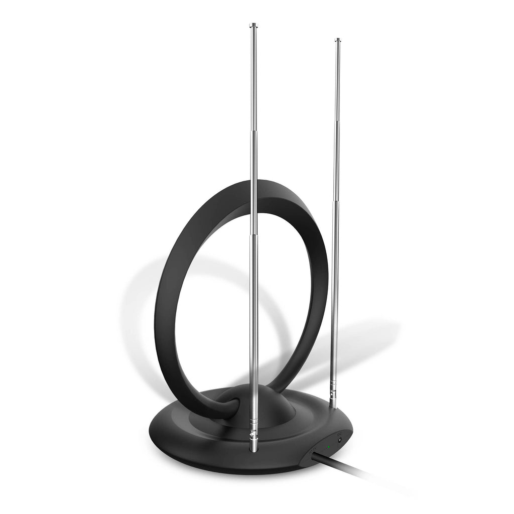 Arena 60 Plus Compact HD Indoor Antenna by Monster Antenna (MAI6011)