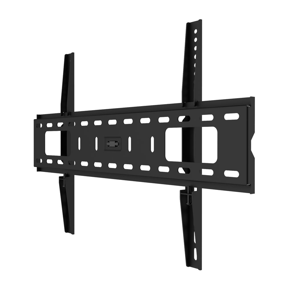 "Premium Flat / Fixed TV Wall Mount For 42"" to 70"" TVs Up to 75lbs (MF641)"
