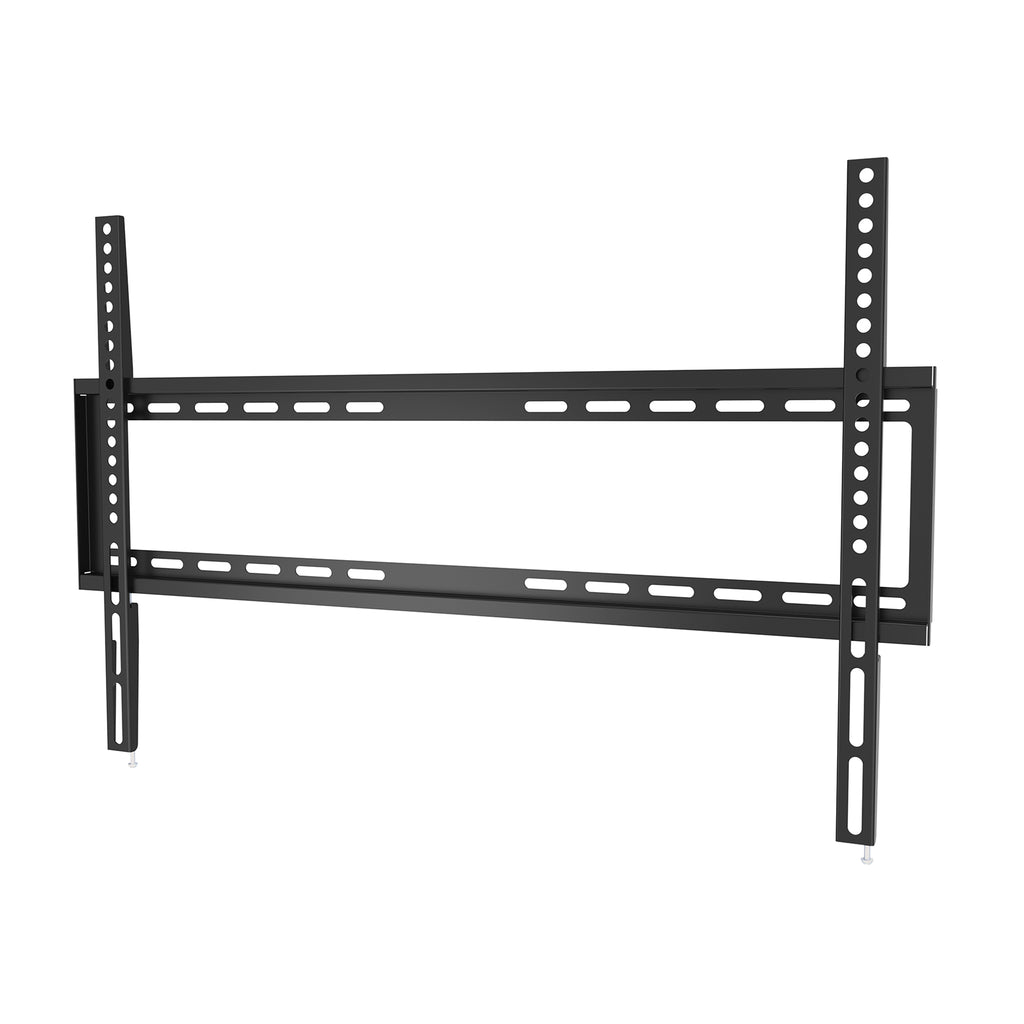 "Flat / Fixed TV Wall Mount For 42"" to 75"" TVs Up to 75lbs (MF642)"
