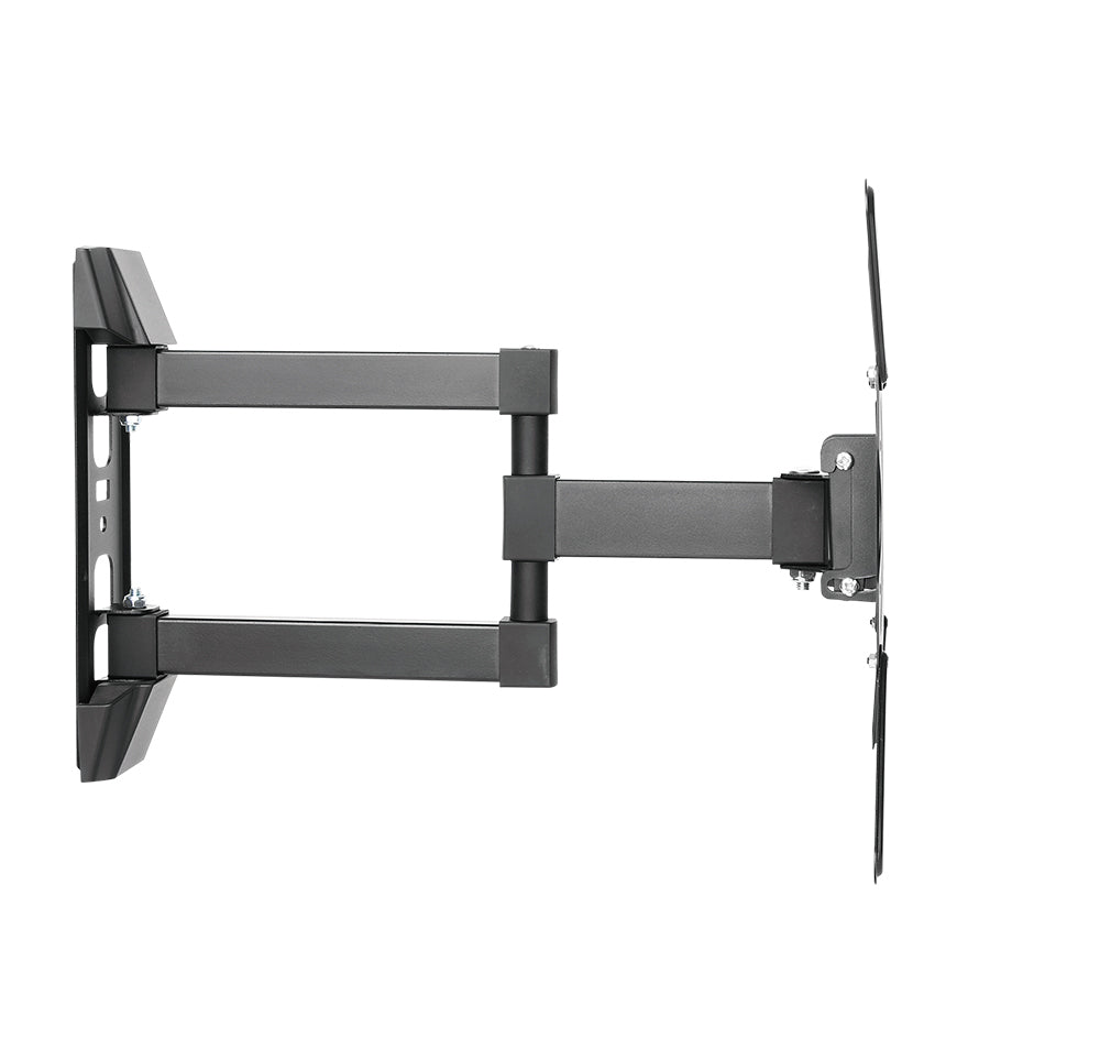 Small Articulating Full Motion TV Wall Mount For  23''- 55'' and up to 88lbs  (OMA4401)