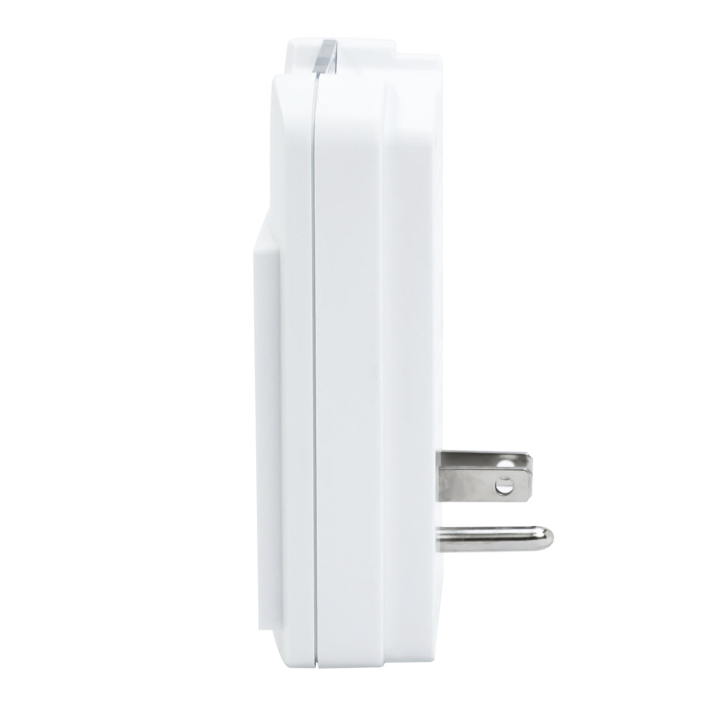 1 Outlet, 2 USB-A Surge Protector Wall Tap with 450 Joules Protection (PWS121)