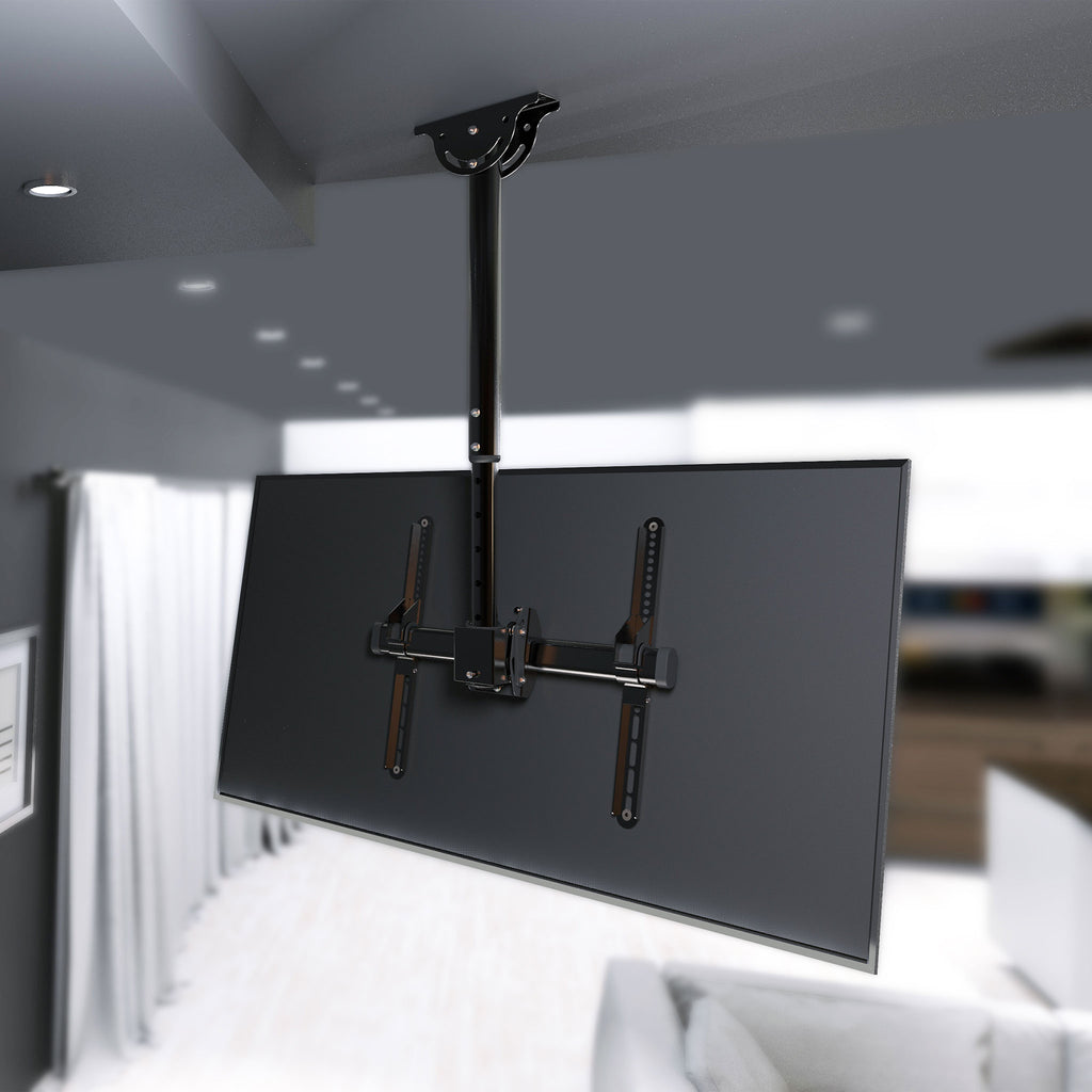 "Articulating / Full Motion TV Ceiling Mount For 24"" to 55"" TVs up to 110lbs (UC-PRO210)"