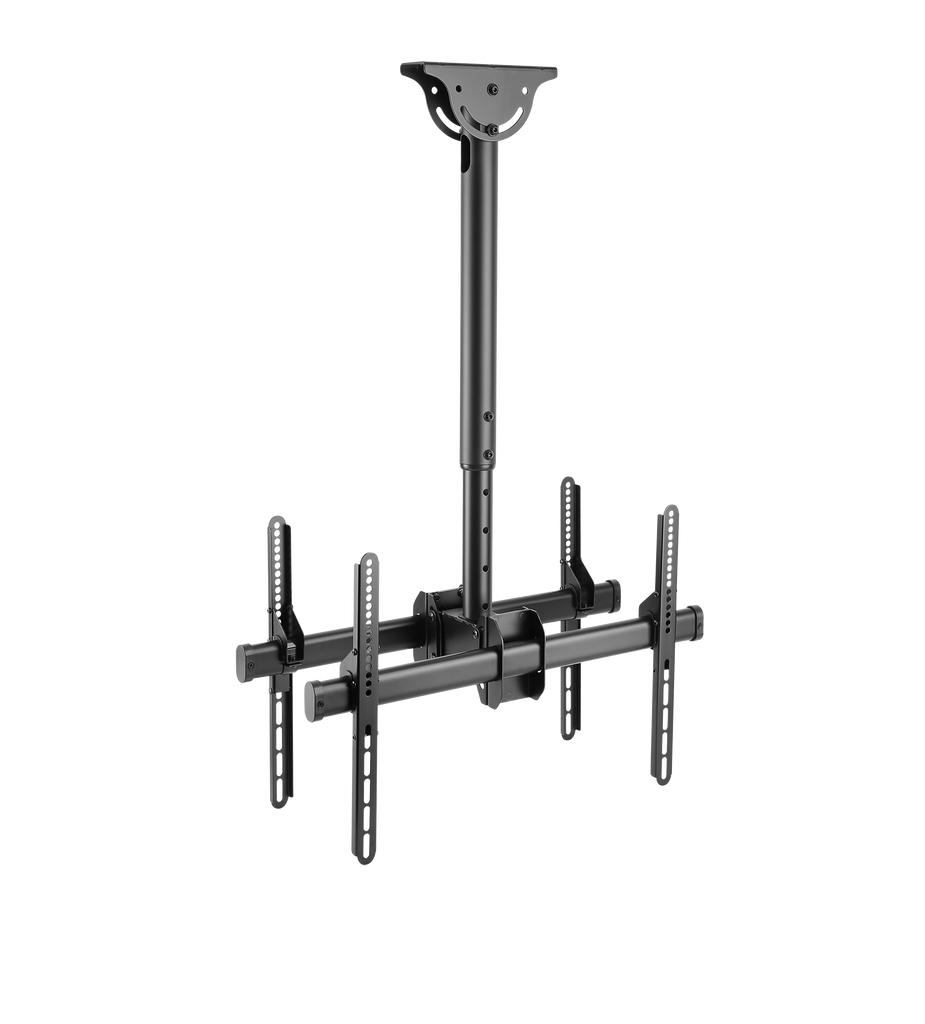 Large Double Sided TV Ceiling Mount by Apex (UC-PRO320B)