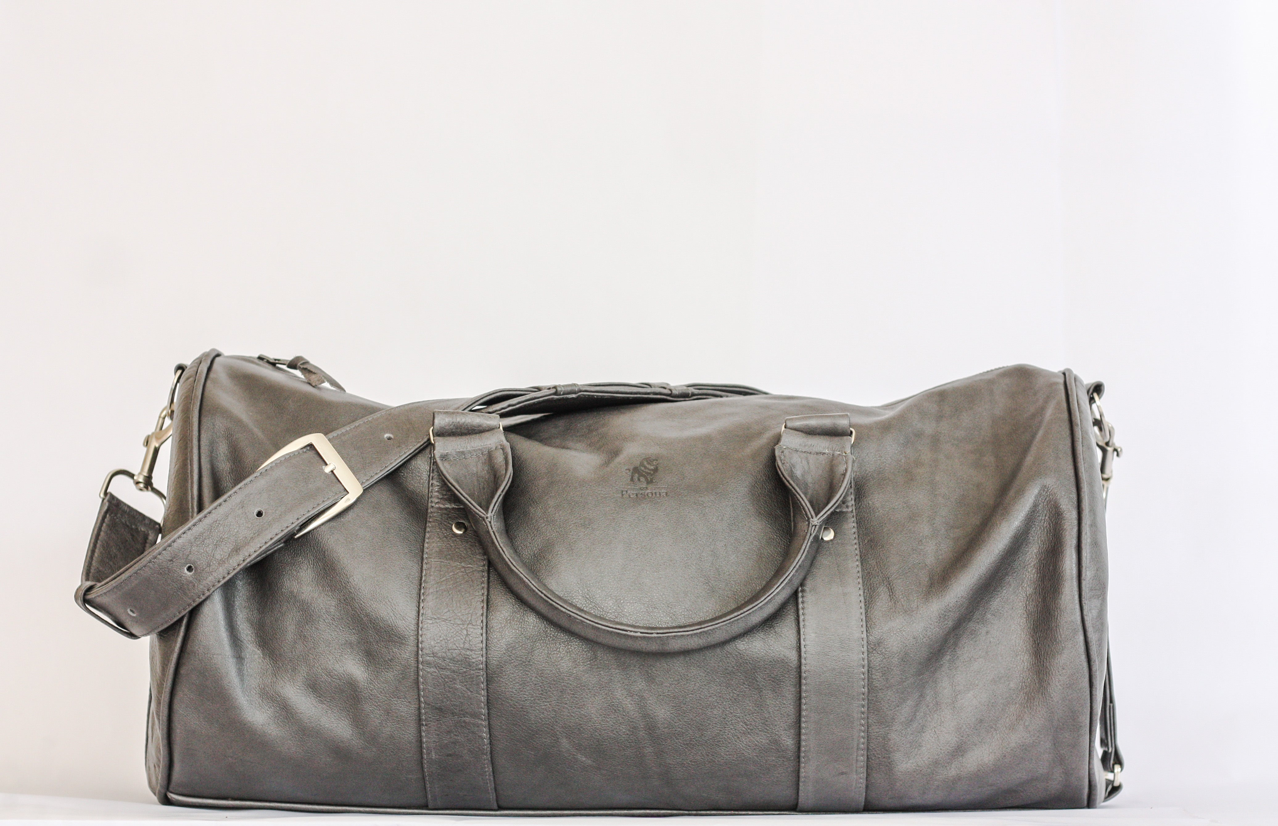 Duffel - Charcoal (front view)