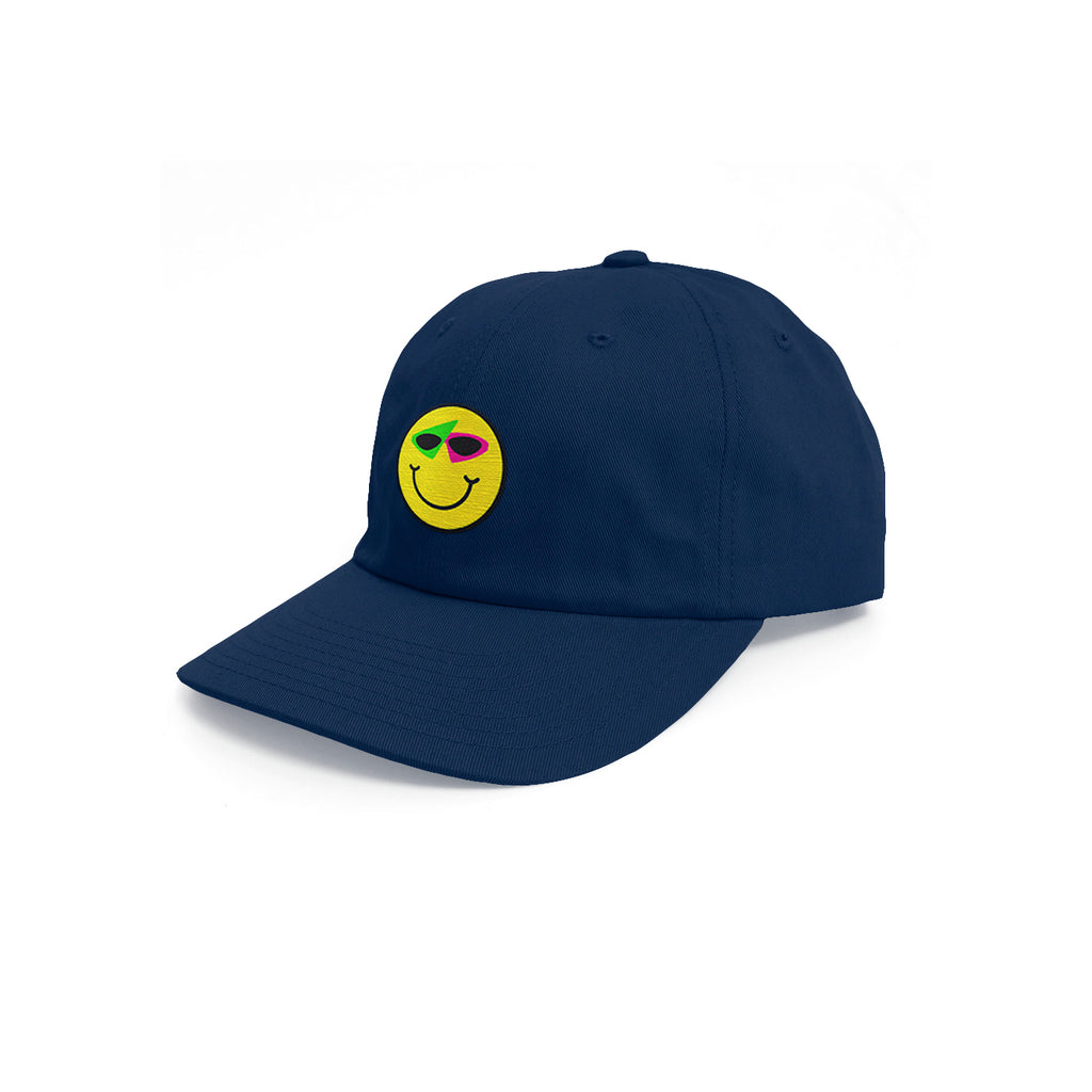 Smiley Hat Blue