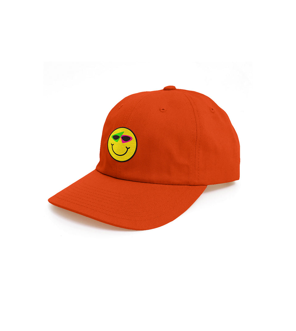 Smiley Hat Orange